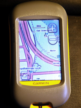 carte gps garmin open source