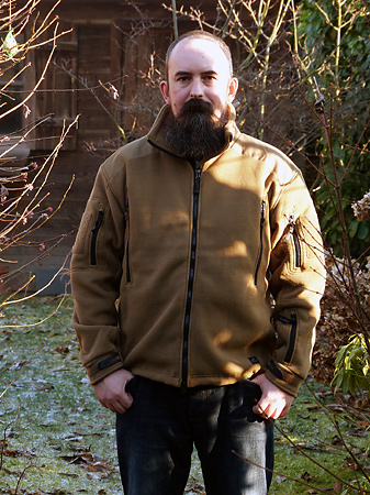 Veste polaire Liberty heavy fleece jacket Helikon Tex