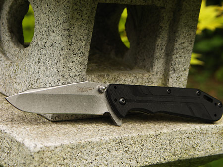 Couteau Kershaw Thermite - design Rick Hinderer