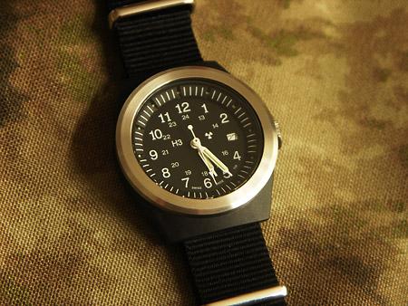Montre militaire Traser P5900 type 3